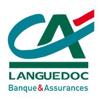 Crédit Agricole Languedoc logo