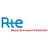 Réseau de transport d'électricité logo